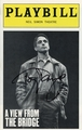 Tony Danza Signed Playbill