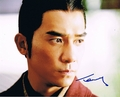 Tony Leung Chiu Wai Signed 8x10 Photo