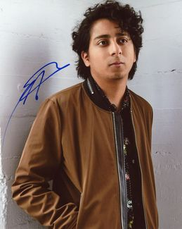 Tony Revolori Signed 8x10 Photo