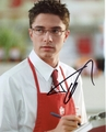 Topher Grace Signed 8x10 Photo