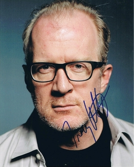 Tracy Letts Signed 8x10 Photo