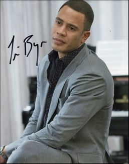 Trai Byers Signed 8x10 Photo