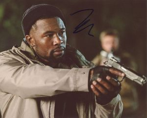 Trevante Rhodes Signed 8x10 Photo - Video Proof