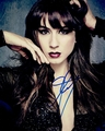 Troian Bellisario Signed 8x10 Photo