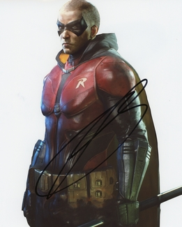 Troy Baker Signed 8x10 Photo
