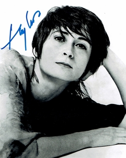 Twyla Tharp Signed 8x10 Photo
