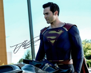 Tyler Hoechlin Signed 8x10 Photo - Video Proof