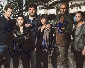 UnREAL Signed 8x10 Photo - Video Proof