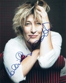 Valeria Bruni-Tedeschi Signed 8x10 Photo - Video Proof
