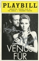 Nina Arianda & Hugh Dancy Signed Playbill