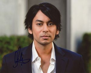 Vik Sahay Signed 8x10 Photo - Video Proof