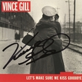 Vince Gill Signed CD Booklet