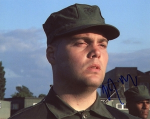Vincent D'Onofrio Signed 8x10 Photo - Video Proof