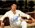 Vincent Cassel Signed 8x10 Photo - Video Proof