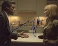 Oscar Isaac & Jessica Chastain Signed 8x10 Photo - Video Proof
