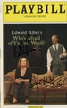 Kathleen Turner & Bill Irwin Signed Playbill