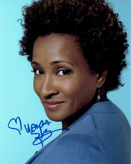 Wanda Sykes Signed 8x10 Photo - Video Proof