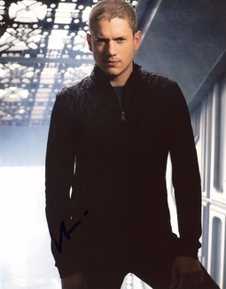 Wentworth Miller Signed 8x10 Photo