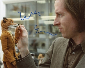 Wes Anderson Signed 8x10 Photo