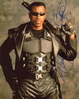 Wesley Snipes Signed 8x10 Photo - Video Proof