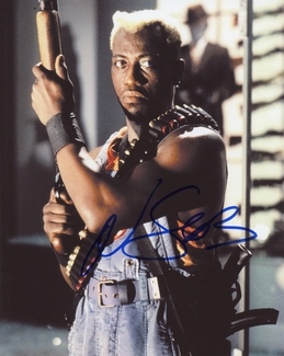 Wesley Snipes Signed 8x10 Photo