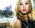 Whitney Port Signed 8x10 Photo