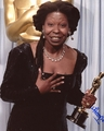 Whoopi Goldberg Signed 8x10 Photo