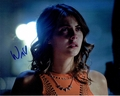 Willa Holland Signed 8x10 Photo