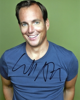 Will Arnett Signed 8x10 Photo