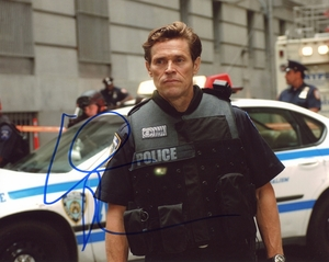 Willem Dafoe Signed 8x10 Photo - Video Proof