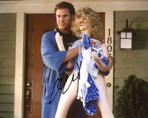 Will Ferrell Signed 8x10 Photo