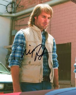Will Forte Signed 8x10 Photo