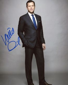 Willie Geist Signed 8x10 Photo