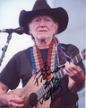 Willie Nelson Signed 8x10 Photo