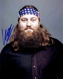 Willie Robertson Signed 8x10 Photo - Video Proof