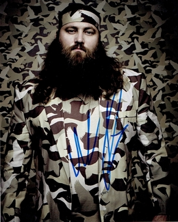 Willie Robertson Signed 8x10 Photo