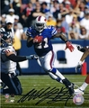 Willis McGahee Signed 8x10 Photo - Proof
