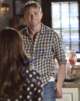 Wilson Bethel Signed 8x10 Photo