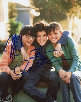 The Wonder Years Signed 8x10 Photo