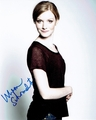 Wrenn Schmidt Signed 8x10 Photo - Video Proof