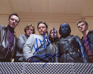 X-Men: First Class Signed 8x10 Photo