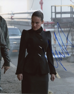 Yara Martinez Signed 8x10 Photo