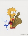 Yeardley Smith Signed 8x10 Photo