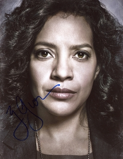 Zabryna Guevara Signed 8x10 Photo - Video Proof