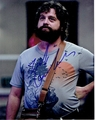 Zach Galifianakis Signed 8x10 Photo
