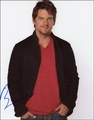 Zachary Knighton Signed 8x10 Photo