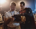 Zack Snyder Signed 8x10 Photo