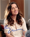 Zoe Lister-Jones Signed 8x10 Photo - Video Proof