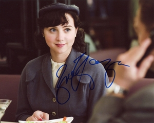Zoe Kazan Signed 8x10 Photo