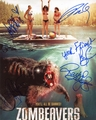 Zombeavers Signed 8x10 Photo